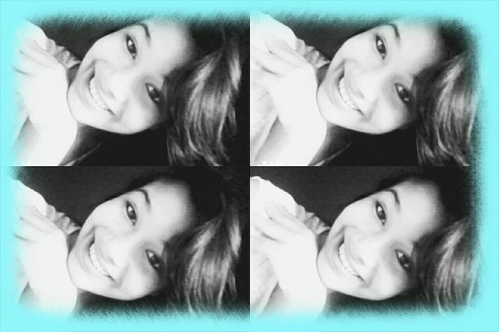 Meu sorriso quebra qual quer mal que me desejam. First Eyeem Photo