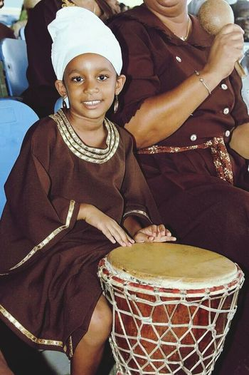 Baptist Church the Children plays the Drums listen to my Sounds Of Blackness