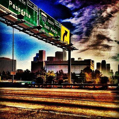 Freeway Cityscene CityLifeStyle CaliLifeStyle SoCalLosAngelesDowntownhighlifeCityBuildingsturnupAllWeBlowIsLoudWeDontSmokeThatBammerWeed