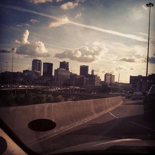Oh you know, just Downtownbirmingham ... Birmingham Alabama