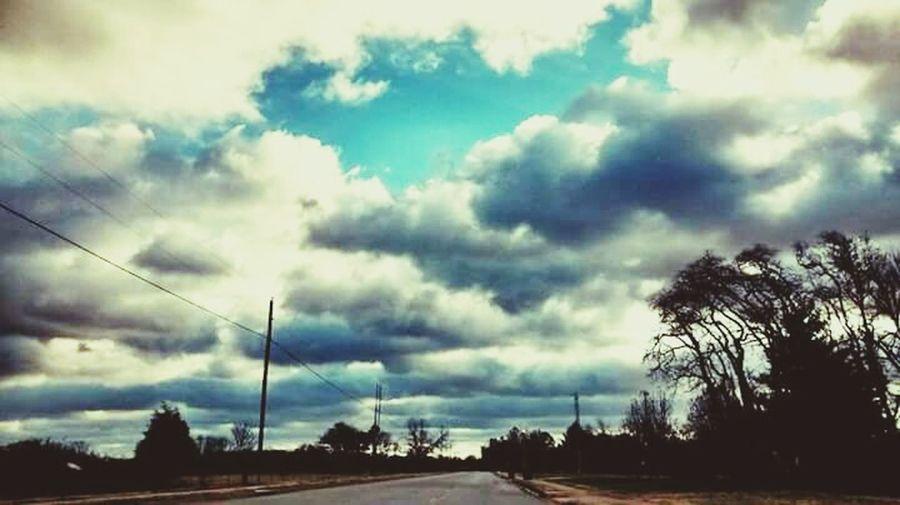 Arkansas Clouds Backroads Arkansaslife Breathtaking