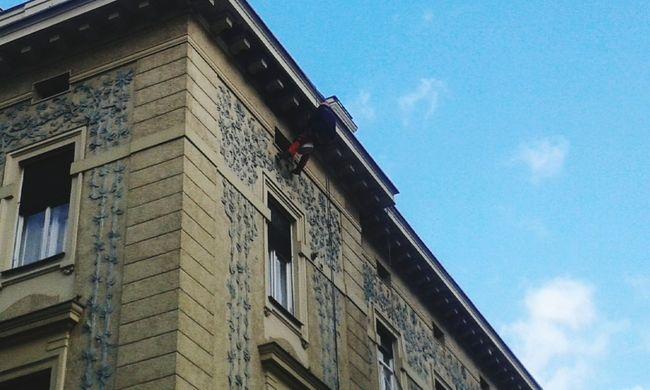 Obnavljanje fasade u Djordjicevoj 29.01.2015