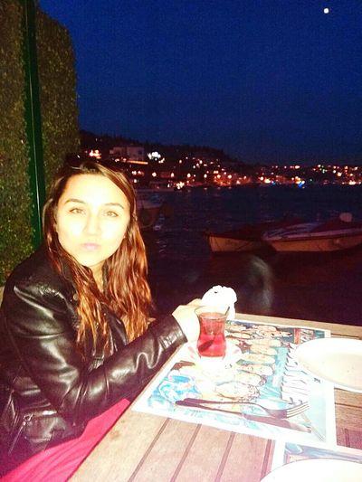 Bebekkahve Popular Photo Beauty Kiss :* Enjoying Life Eating That's Me Seaside Friends Caybana