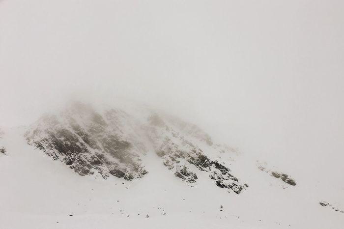 South Tirol South Tirol VSCO Mountains Foggy Snow Vscocam Black And White South Tyrol Showcase March