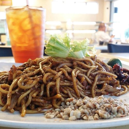 Fried mee mamak Fried Mee Mamak