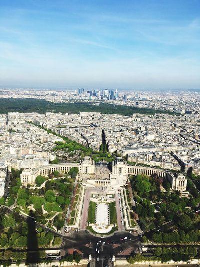 Eiffel Tower The Secret Spaces