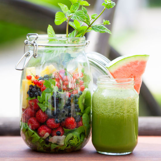 Berry Fruit Close-up Day Drink Drinking Glass Drinking Straw Food Food And Drink Freshness Fruit Green Smoothie Healthy Eating Healthy Lifestyle Kiwi - Fruit Large Group Of Objects Mint Leaf - Culinary No People Pitaya Pomegranate Raspberry Ready-to-eat Smoothie Variation