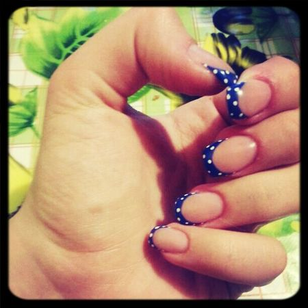 Relaxing Nail Art Nail