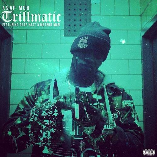 This ain't a flashback...but this joint is taking me back to when Hip Hop was true. Something new that reminds me of something old. CurrentlyListeningTo ASAPnast Methodman Meth ASAPmob Trillmatic HipHop Rap OldSchoolVibe TakingItBack FlasbackLikeFriday