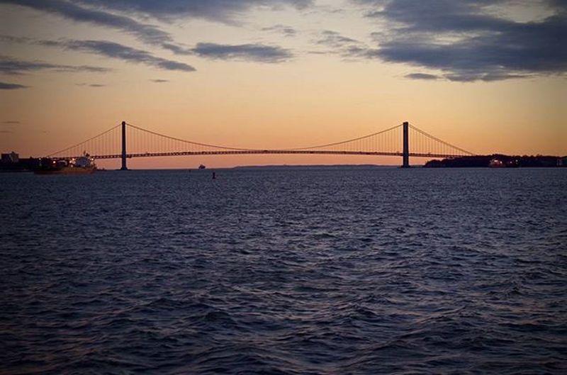 Bridge with a