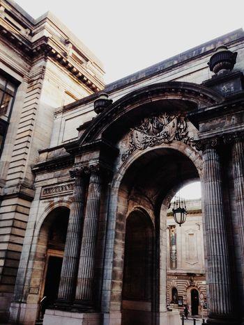 Vscoartist Vscocam Architecture Glasgow