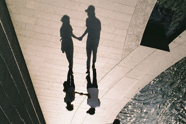 35mm 35mm Film Film Lover Shadow Sunset Sunset_collection Together Couples Seoul Couple People And Places