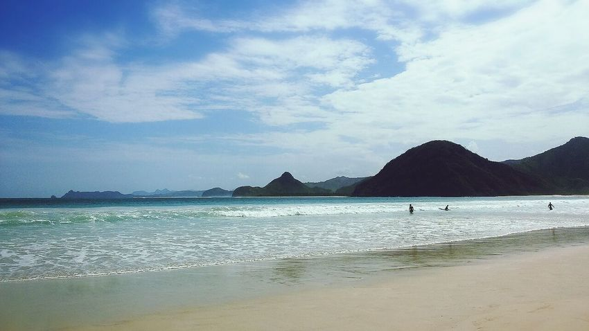 in love with this beach ♥ Summer Holiday Lombok Island