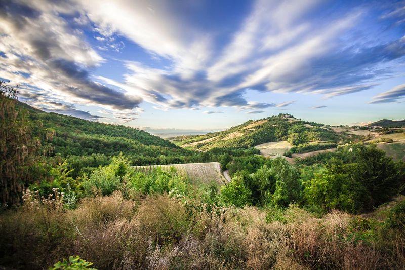 hills Cloud -