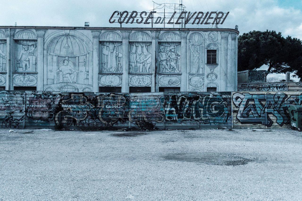 graffiti, art and craft, architecture, text, no people