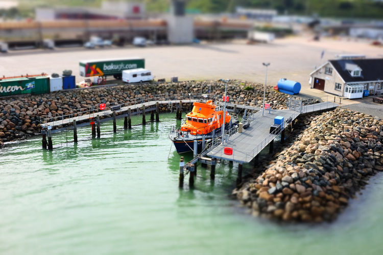lifeboat Water