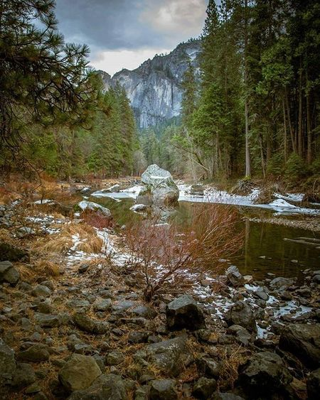 Naturaleza AirePuro Riopiedras Montana Paisajes Vida Spiritu Yosemitenationalpark The Great Outdoors - 2016 EyeEm Awards