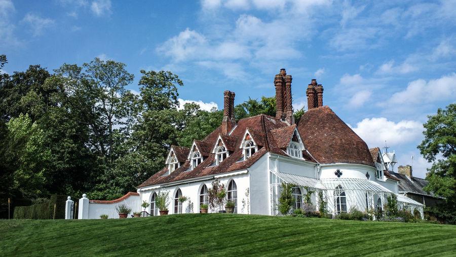 Houghton Garden