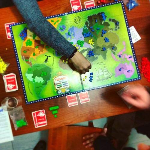 Risiko è sempre Risiko... Risiko Players Game Colors Igers
