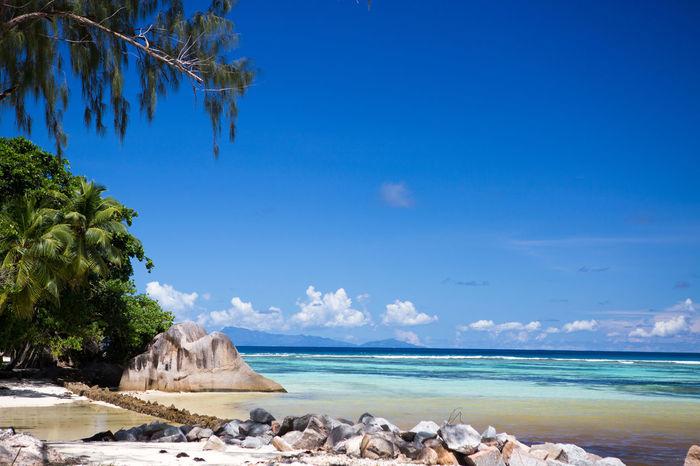 La Digue Anse Lazio Anse Source D'argent Mahé Praslin Seychelles