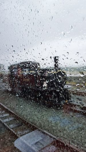 Steam Trains Rain Shape Shapes And Forms Silhouette Porthmadog Wales Northwales Eye4photography  EyeEm Best Shots