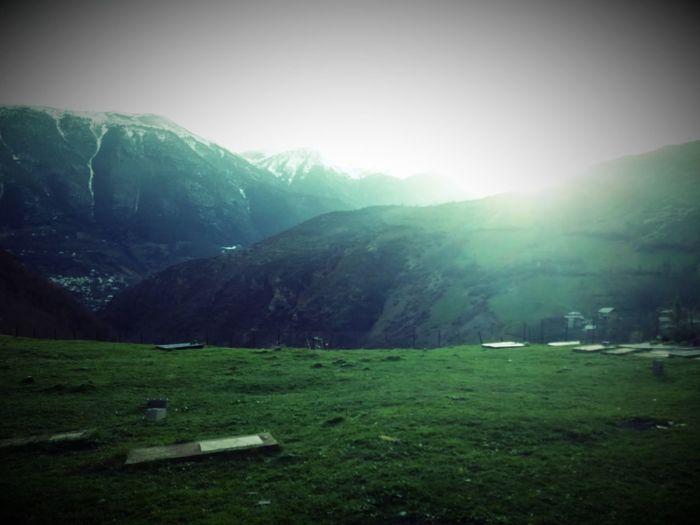Nature Mountain Iran Irantravel Mazandaran Ramsar Chak