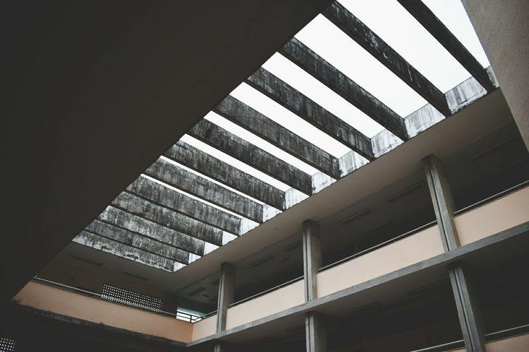 Ufpe Architecture Brazil University Campus