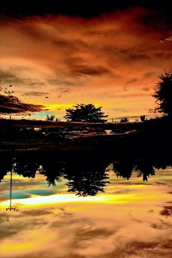 Sunrise Indonesia_allshots EyeEm Best Shots Eye4reflections