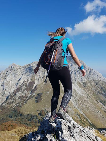 trekking @ Monte Corchia, Alpi Apuane, Tuscany, Italy @DianaCavalleri #SurfingMountain #HikerDK Woman Hiking Blonde Hiker Young Woman Hiker Blonde Hair Apuane Apuane Mountains Hikingadventures Young Women Hiker Hikingadventures Hiking Trail Trekkingitalia Trekking EyeEm Selects Young Women Climbing Mountain Women Sport Adventure Clear Sky Sky Rock Climbing Mountain Climbing Hiker EyeEmNewHere