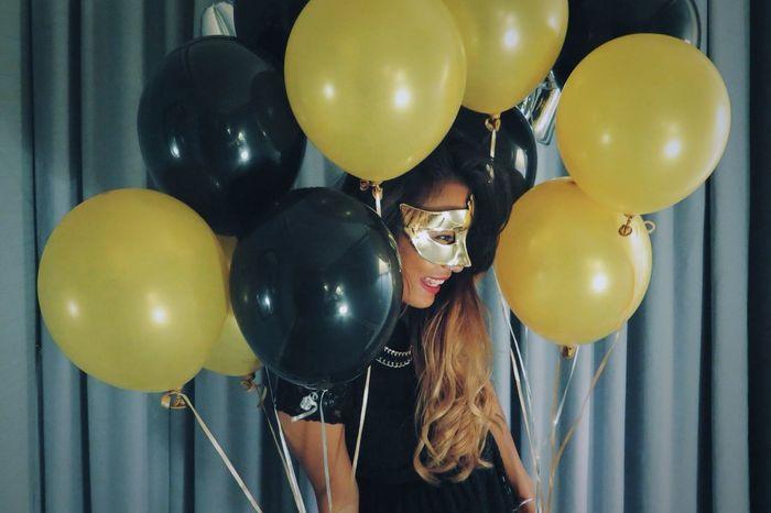 Balloons Party Photography VSCO