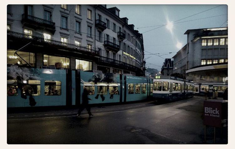 good morning zurich Streetphoto_bw Street Photography The Street Photographer - 2014 EyeEm Awards Zurich, Switzerland