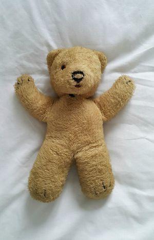 Teddy Teddy Bear Stuffed Toy TeddyBears Childhood Childhood Memories Childhood Toys Childhood Home Childhood Innocence Childhood Memory Old Toys Oldtoy Cuddly Toy Cuddle Buddy Bear