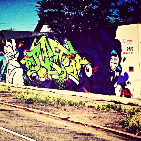 Street Art Taking Photos Street Photography Street Art/Graffiti