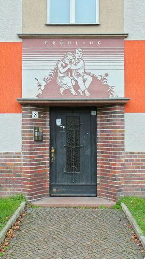 Architecture Architektur Door Fenster Fenster Und Türen Jahreszeiten Leipzig Season  Tür Window Windows And Doors Frühling Spring