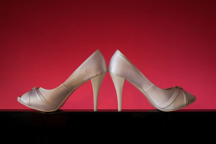 Copy Space HighHeels Red Black White Wedding Wedding Shoes Arts Culture And Entertainment Colored Background Copy Space Copyspace Fashion High Heel Shoes High Heels Highheelshoes Indoors  Red Red Background Red White Black Shoe Shoeholic Shoes Two Two Shoes Weddingshoes White White Shoes The Still Life Photographer - 2018 EyeEm Awards