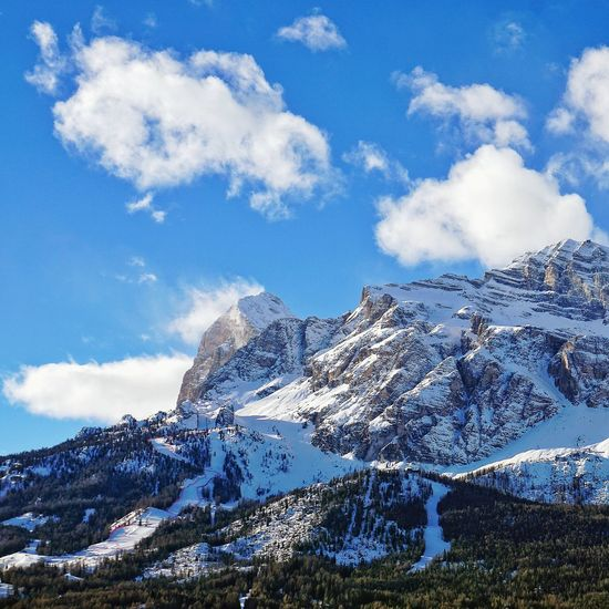 Ski World Cup 2018 Dolomites, Italy Famale Ski Italy Snow Winter Nature Landscape Sky Cloud - Sky Blue Day Nature Outdoors Mountain Cold Temperature Scenics Beauty In Nature Mountain Range Tranquil Scene Snowcapped Mountain Weather Tranquility No People