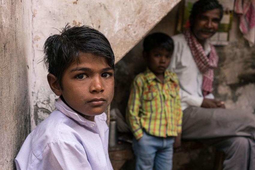 ANANDPURSAHIB Anandpur Sahib Everyday Lives India Punjab Travel Travel Photography Boys Child Childhood Day Outdoors Real People Street Photography