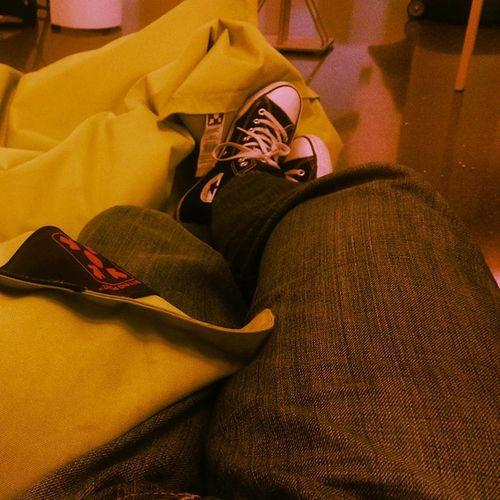 Chillen Fatboy Pause 4sqcamp @dortmunderu