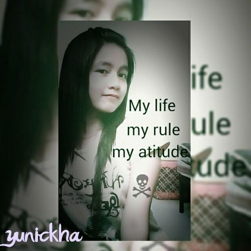 It my days , my rule and my own style