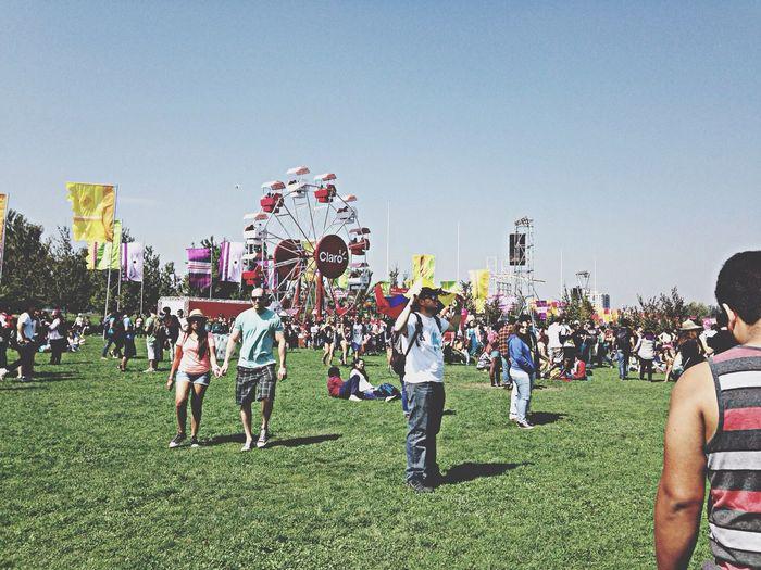 Lollacl Lollapalooza Music Festival Feels Like Home.