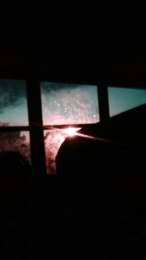 The Blinding Lights Window No People Day Looking Through Window Vibrant