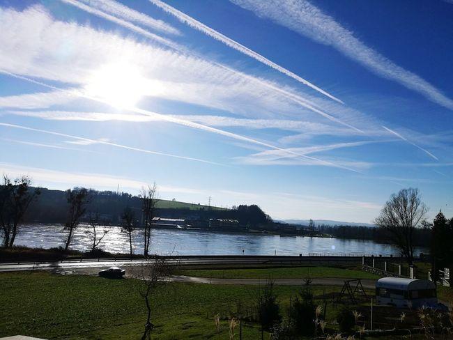 Dreikönigstag, Winter, Sonne, Wärme genießen, schöner Feiertag, Sky Cloud - Sky No People Outdoors Day Nature Beauty In Nature