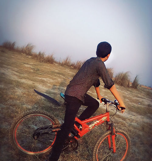 cYcLeiNg...😁😁 Devil Is Back😠😠