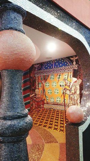 В сказке) Украина♥ город . дом украшение Весна💐🌷🌿 помещение Multi Colored Illuminated Architecture Close-up
