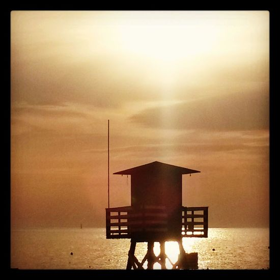 Puestadesol Sunset Summer Memories... Beachphotography Shillouettes And Sunshine Playadecadiz Sun Beach Beach Photography