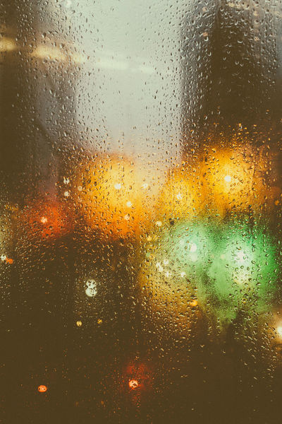 35mm Camera Bad Weather London Postcode Postcards Sony RX1 VSCO Backgrounds Buildings Bus View City Lights Close-up Condensation Double Decker Bus Drop Full Frame Glass - Material No People Rain RainDrop Sky Streetlights Wet Window