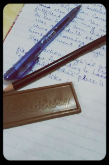 Thats How I Roll Study Time Chocoholic