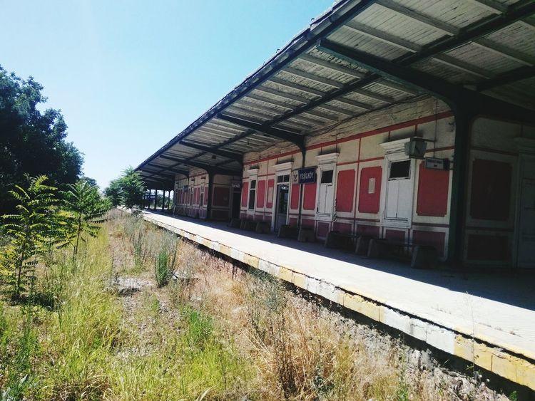 Yesilkoy Istanbul Train Station Trainro Eyeemgallery