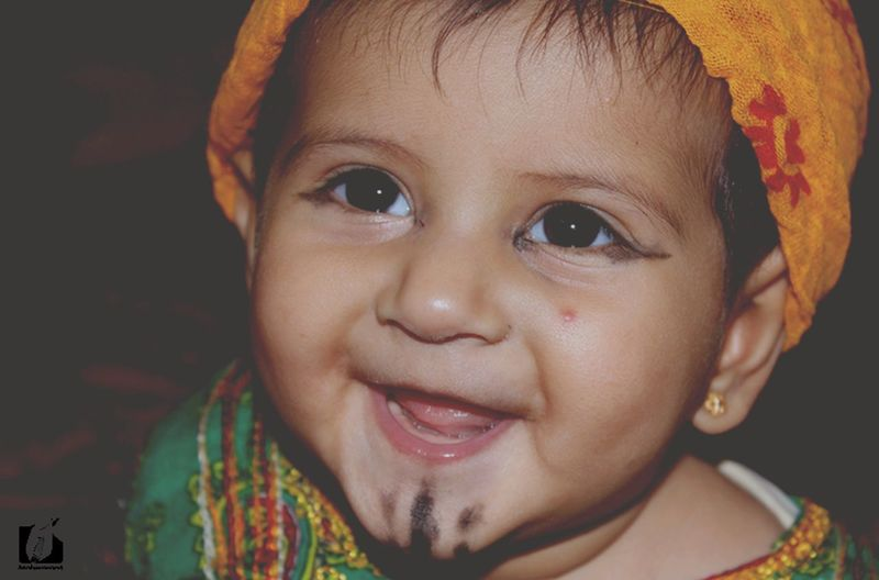وسسسن ! Smile Enjoying Life Baby
