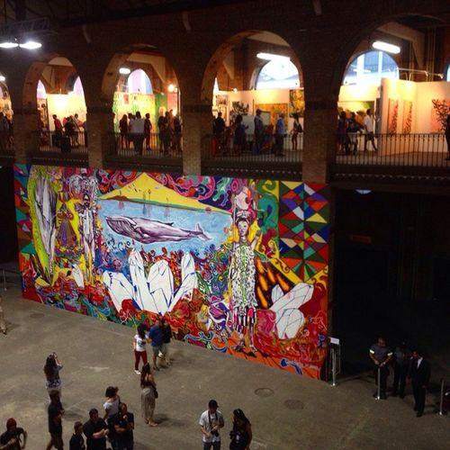 Artrua Grafitti Art Gallery